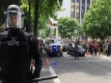 At Least One Arrest During Protests In Portland