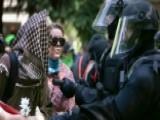 14 Arrested, Weapons Seized After Violent Portland Protests