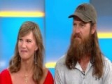 'Duck Dynasty's' Jase And Missy Robertson On 'Fox & Friends'