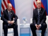 Trump Presses Putin On Russian Meddling In Election