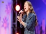 13-year-old Leaves 'America's Got Talent' Judges Speechless