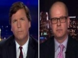 Tucker Vs Critic Who Calls Him Cheerleader For Russia