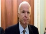 Eric Shawn Reports: Sen John McCain's Brave Battle