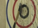 Competitive Ax-throwing Gains Popularity In Pa