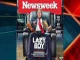 'Lazy Boy'? Newsweek Cover Of President Trump Sparks Debate