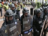 Police Under Pressure To Be Passive In Protest Chaos?