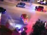1 Officer Killed, 5 Injured In Separate Shootings
