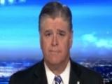 Hannity: Media Resorts To Petty Attacks During Harvey