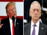 Trump Talks Tough, While Mattis Weighs Diplomacy For NKorea