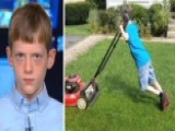 11-year-old Speaks Out On Offer To Mow White House Lawn