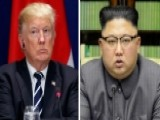 Trump And North Korea Engage In War Of Words