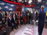 'Fox & Friends' Town Hall Panel Debates Patriotism In Sports