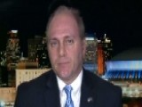Scalise On Recovering From Shooting, Gun Control Debate
