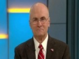 Andy Puzder Talks Tax Reform, NFL Kneeling Debate