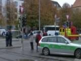 Stabbing Rampage Injures Four In Munich