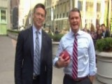 'Fox & Friends' Football Challenge: Hegseth Vs. Sehorn
