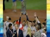 Veterans, First Responders Surprised With World Series Trip