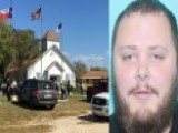 'Toxic Masculinity' To Blame For Texas Church Shooting?