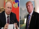 Trump, Putin Speak By Phone After Assad's Russia Trip