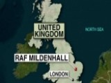 'Significant' Incident Reported At Royal Air Force Base