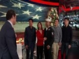 'Fox & Friends' Helps Reunite Military Family, Part 1