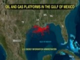 Texas Preps For Trump's Offshore Drilling Plan