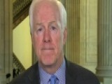Sen. Cornyn: Good Chance Government Will Stay Funded