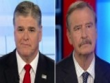 Vicente Fox: Stupid Idea To Make Mexico Pay For The Wall