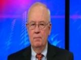 Kenneth Starr: Trump Firing Mueller Wouldn't Be Obstruction