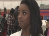 Gold Medalist Simone Biles Hosts International Competition