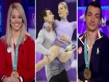 Alexa And Chris Knierim Took Bronze At The Olympic Games