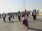 Saudi Arabia Holds First-ever Running Race For Women