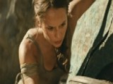 'Tomb Raider' Reboot Leads This Week's New Movie Releases