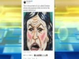 Sarah Sanders Is The Subject Of A Jim Carrey Painting