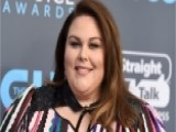 'This Is Us' Star Chrissy Metz: My Stepfather Beat Me