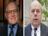Alan Dershowitz On The Resignation Of Trump's Lead Attorney