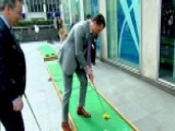 'Fox & Friends' Holds A Mini Golf Masters