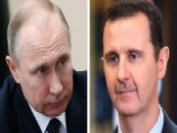 Eric Shawn: Harsh Words For Assad. . . And Putin