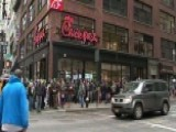 'Creepy' Chick-fil-A Slammed By New Yorker