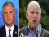 Rep. McCaul: Governor Brown Is Playing Politics