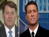 Sen. Mike Rounds On Vetting Dr. Ronny Jackson