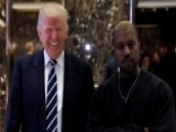 'Very Cool': Trump And Kanye Trade Tweets