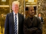 'Dragon Energy': Kanye Tweets His Support Of Trump