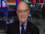 Dershowitz Reacts To Judge Questioning Manafort Case Motives