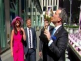 'Fox & Friends' Hosts Race In Their Own Kentucky Derby Game