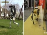 Boston Dynamics' Terrifying Robots Can Now Run, Jump, Climb