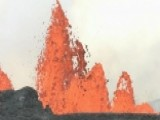 Lava From Kilauea Bursts Into The Air