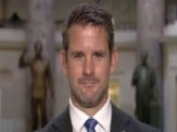 Rep. Kinzinger On The Trump Administration's New Iran Policy