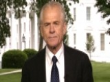 Peter Navarro: US Economy Is Solid