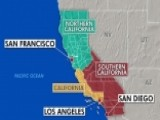 'Cal-3' Plan Would Separate California Into Three States